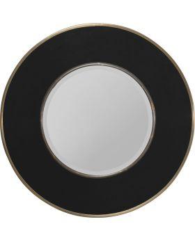 Mirror Lens Black DIA60