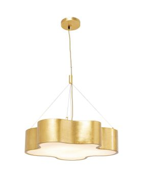 Pendant Lamp Cloud Gold (Excluding Bulb And Socket)