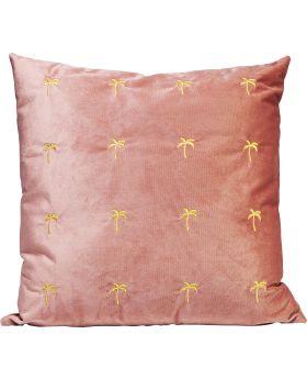 Cushion Palms Mauve 45X45Cm