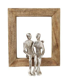 Deco Object Frame Loving Couple