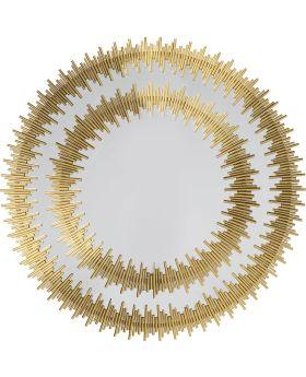 Mirror Solare Gold 132Cm