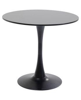 Dining Table Schickeria Black DIA80