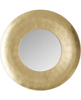Wall Mirror Planet Gold DIA108Cm
