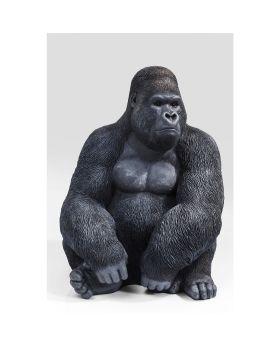 Deco Figurine Monkey Gorilla Side XL