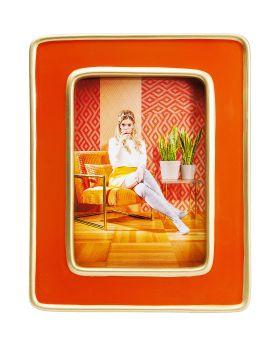 Frame Zebra Orange