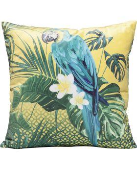 Cushion Jungle Parrot 45X45Cm