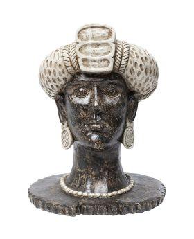 Deco Object African Queen 50Cm