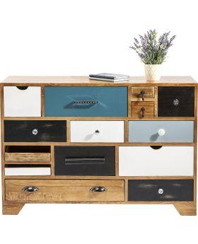 Dresser Babalou EU 14 Drawers