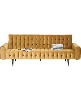 Sofa Milchbar Velvet Honey 3-Seater