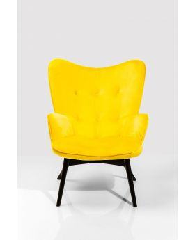 VICKY ARM CHAIR VELVET