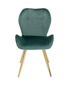 Dining Chair Viva Green,Fab