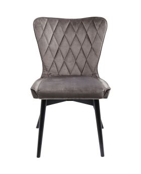 Chair Marshall Velvet Grey