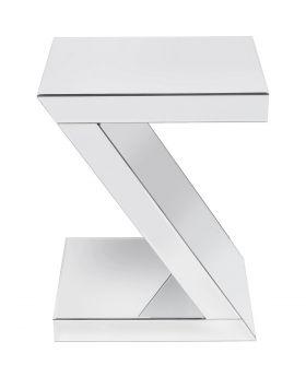 Side Table Luxury Z Glass