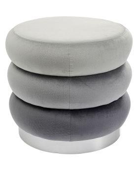 Stool Sandwich Grey