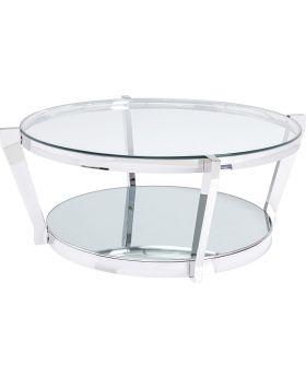 Coffee Table Monocolo Glassdia90Cm