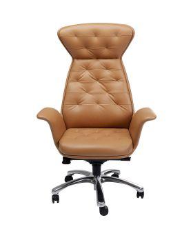Office Chair Brady Silver