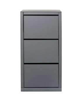 Shoe Container LuXury 3 Grey