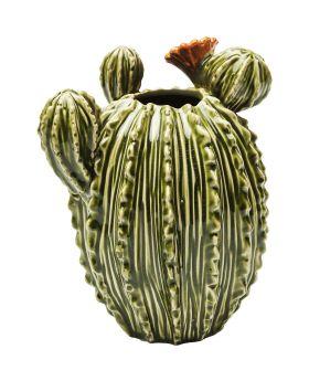 Deco Vase Texas Kaktus Flower 23cm