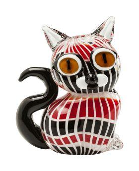 Deco Figurine Cartoon Cat