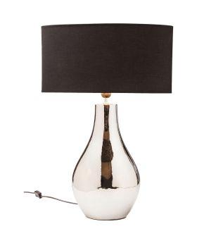 Table Lamp Drop Gunmetal