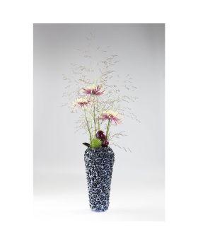 Vase Rose Multi Blue Small