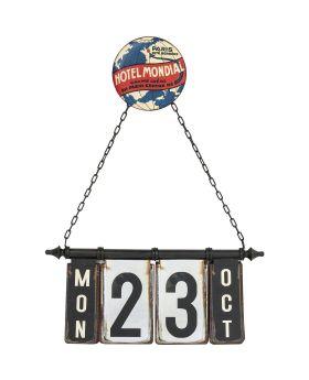 Deco Calendar Hotel Mondial