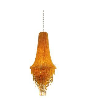 Pendant Lamp Medusa Amber