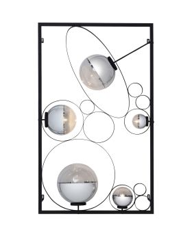 Wall Lamp Balloon Clear LED