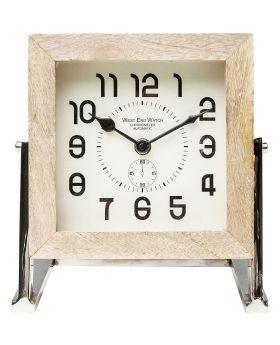 Table Clock Cube Big