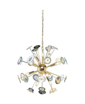 Pendant Lamp Chips Colore Brass Ø61cm