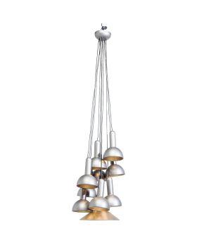 Pendant Lamp Cappello Silver 10