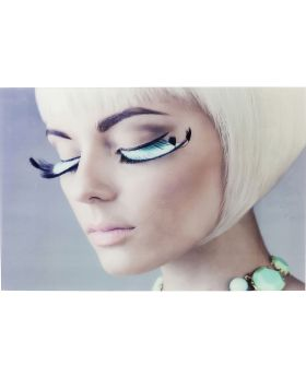 Picture Glass  Space Age Lashes 80x120