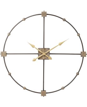 Wall Clock Beam Ø85cm