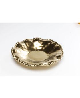 Plate Bell Gold Ø36cm