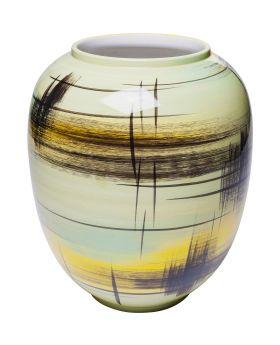 Vase Arte Colore Yellow Big