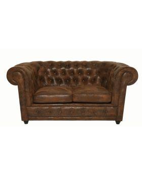 Sofa Oxford 2-Seater Vintage Econo