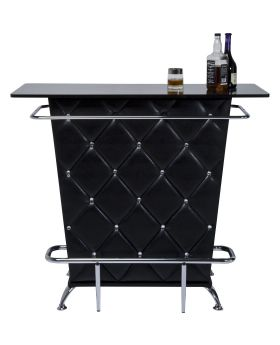 Bar Lady Rock Black