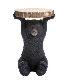 Side Table Animal Bear  Ø40cm