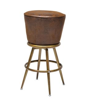 Bar Stool Lady Rock Vintage