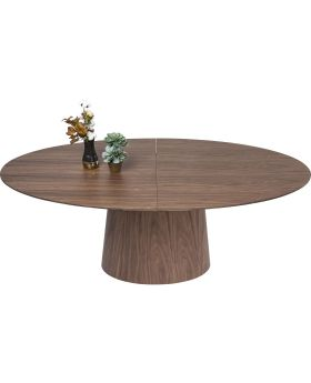 Extension Table Benvenuto Walnut 200(5