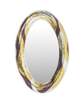 Mirror Mosaik Glamour 170x110cm