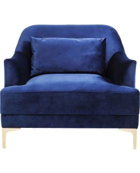 Armchair Proud Blue