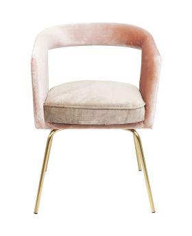 Cocktail Chair Rimini Rose-Green